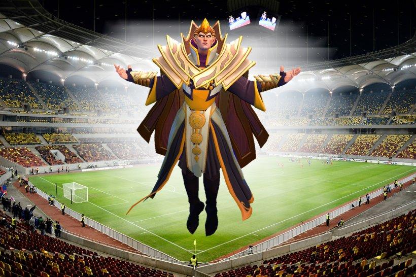 Pandemia dă peste cap campionatul DOTA 2. Arena Națională rămâne goală