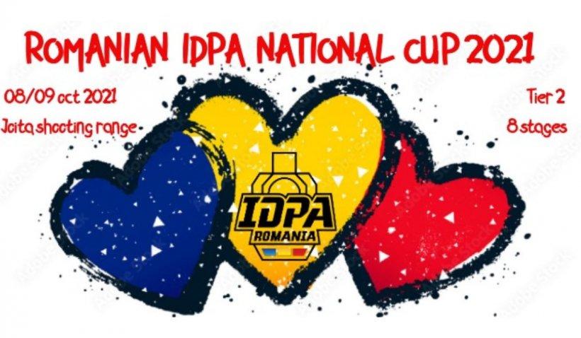 8-9 octombrie 2021. Cupa Națională IDPA România 2021, laPoligonul Joița - CTS Tunari & Tactical Life
