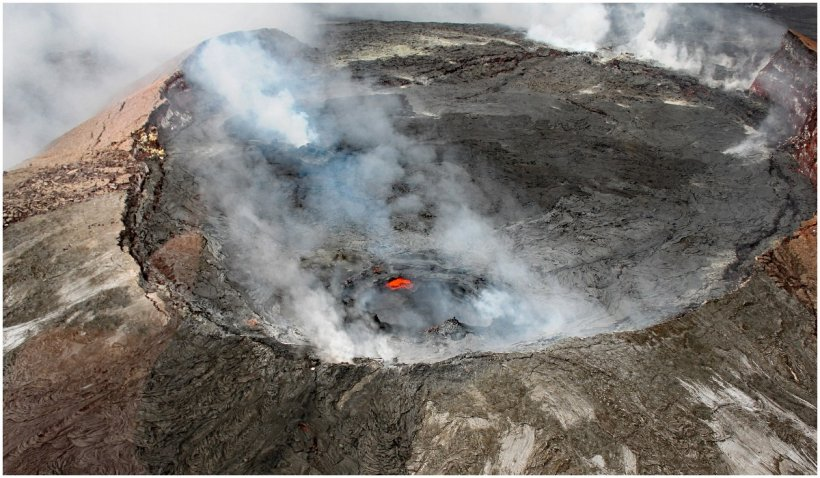 Fenomen spectaculos pe cer, deasupra vulcanului din La Palma, după erupție