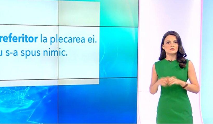 """""""Legat"""" şi """"referitor"""", cum se face acordul corect al adjectivelor. Pe cuvânt, cu Ana Iorga"""