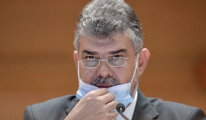 Marcel Ciolacu cere Parlamentului anularea deciziei prin care au fost suspendate pentru 30 de zile internările care nu sunt urgente