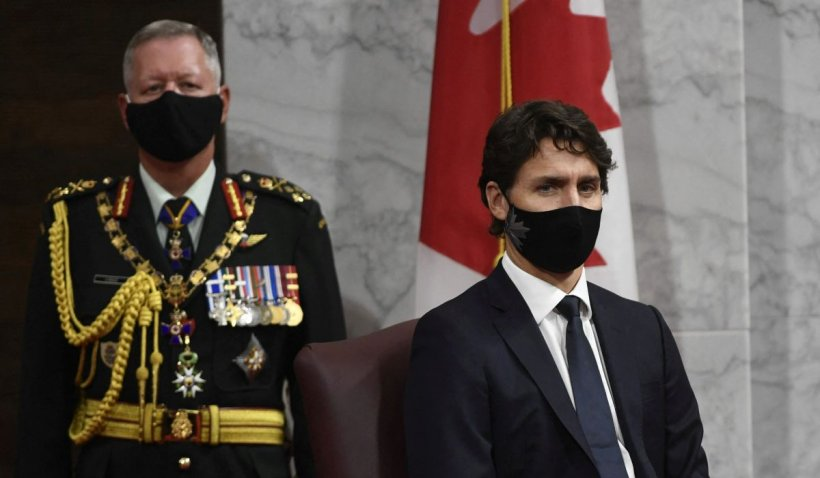 Armata canadiană a supus populația în timpul pandemiei la tehnici de propagandă create pentru războiul din Afganistan