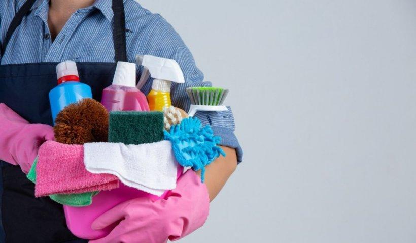 O firmă de curățenie din București va elimina orice urmă de murdărie din casa ta