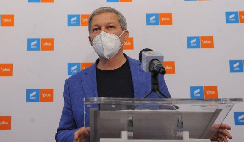 """Condițiile cu care USR vrea să reintre la guvernare. Dacian Cioloș: """"Avem pregătit un pachet de măsuri"""""""