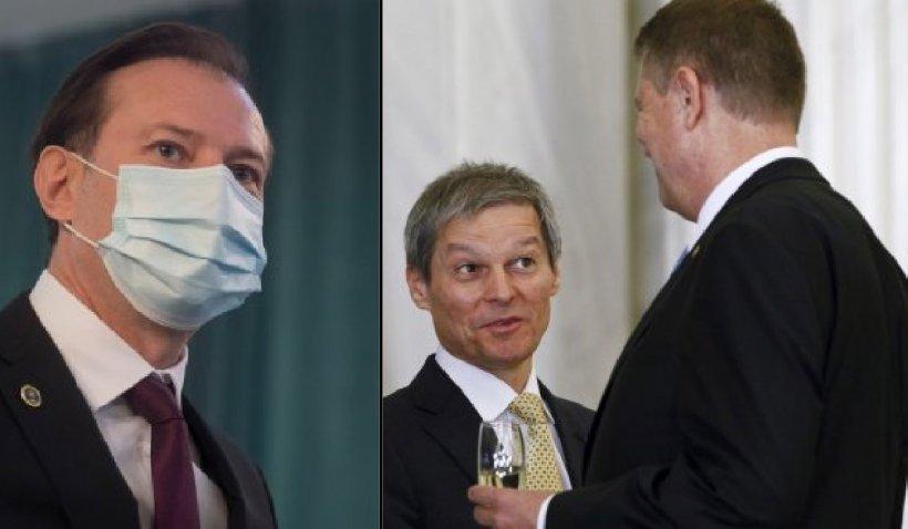 """Florin Cîțu: """"Dacian Cioloș are acum posibilitatea să negocieze cu PSD și AUR"""""""