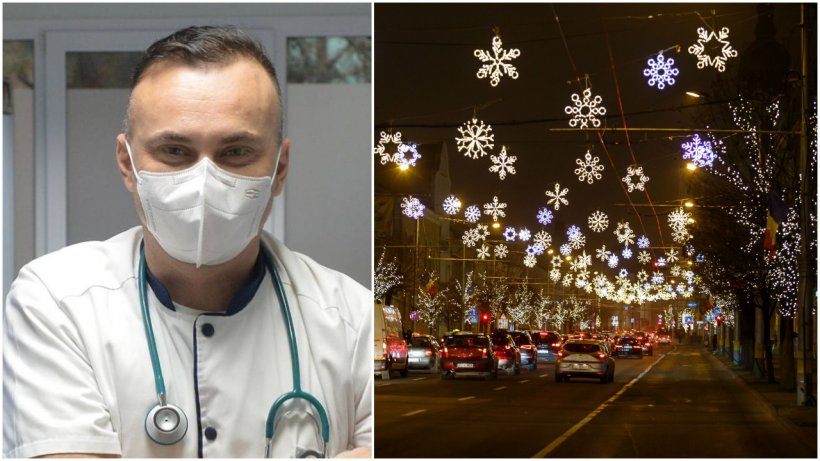 """Dr. Adrian Marinescu: """"Cred că sărbătorile din această iarnă vor fi liniştite"""""""