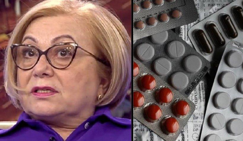 """Dr. Carmen Dorobăţ, despre autorizarea medicamentelor COVID: """"Există rezerve sau probleme de natură birocratică la Agenţia Națională a Medicamentului"""""""