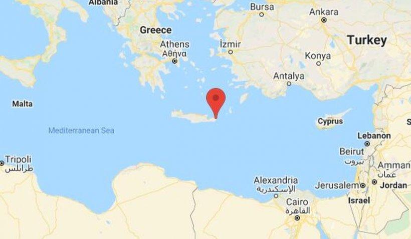 Cutremur puternic în Grecia. Oamenii au ieşit speriaţi pe străzi