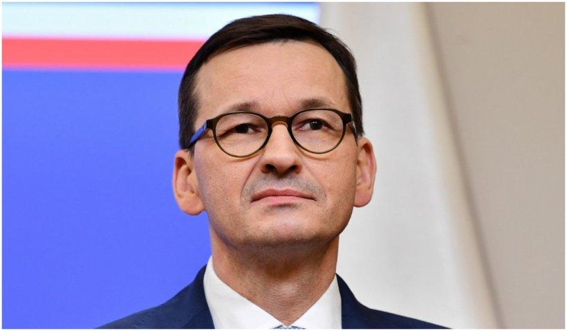 """Premierul Poloniei: """"Polexit este nu doar un fake news, ci este o minciună care urmăreşte să slăbească Uniunea"""""""