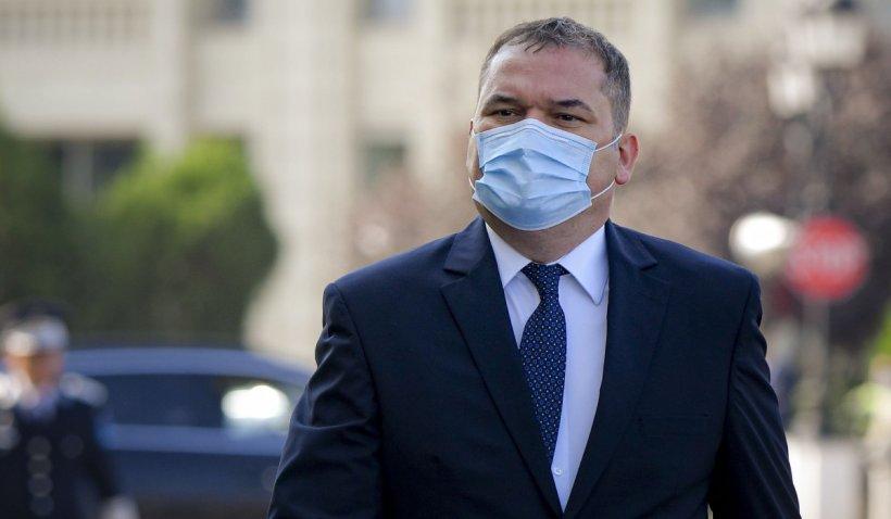 Proiectul privind vaccinarea obligatorie va merge în Parlament, în procedură de urgență, anunță Cseke Attila