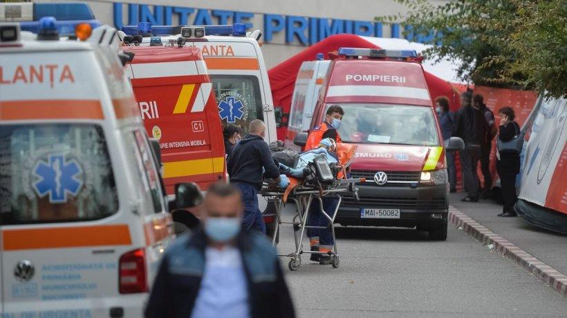 25 de apeluri pe minut la Ambulanţa Argeş, pentru testare! 75% s-au confirmat a fi cazuri de COVID-19