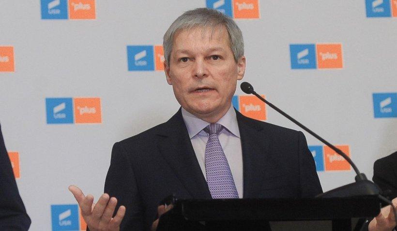 Dacian Cioloş exclude o alianţă cu PSD şi AUR