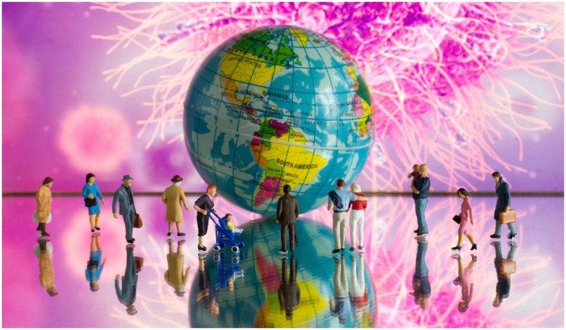 România - locul 3 în lume la decese COVID și locul 5 la infectări, potrivit Worldometers