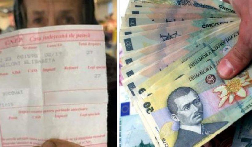 Pensionarii care primesc banii pe card pot primi talonul prin e-mail sau în contul online CNPP