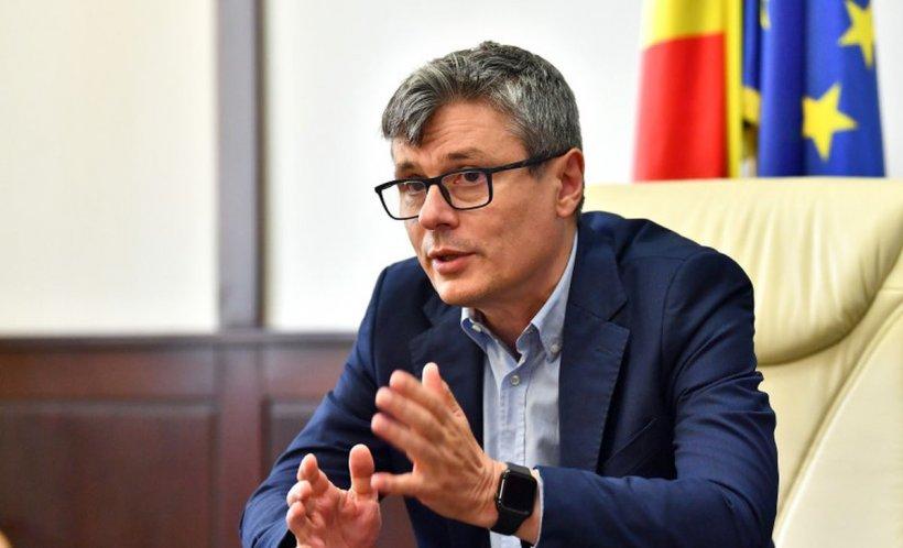 Virgil Popescu: Compensarea facturilor la energie electrică și gaze se va aplica de la 1 noiembrie 2021