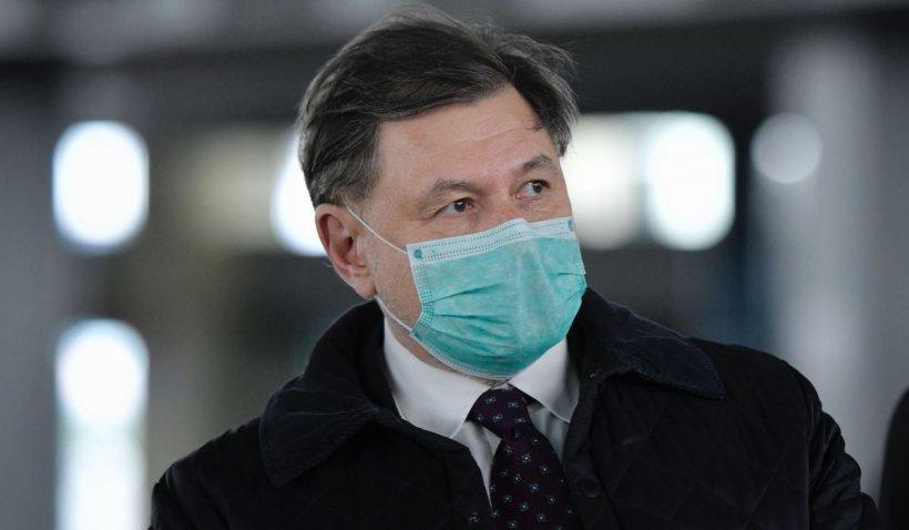 """Alexandru Rafila: """"Dacă mai stăm două săptămâni cu 16 mii de cazuri zilnic va fi o mare dramă"""""""