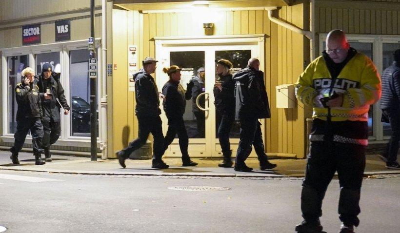 Atacul mortal din Norvegia. Suspectul se convertise la Islam și fusese contactat de autorități. Crimele, comise după ce a fost reperat de polițiști