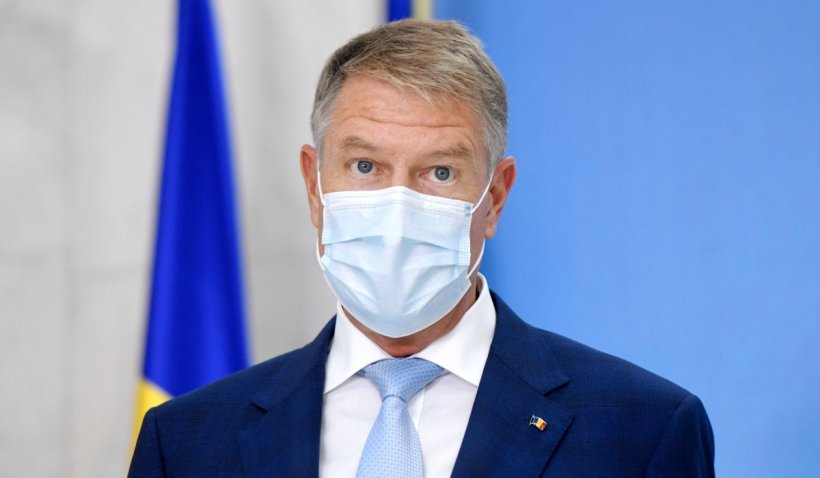 Klaus Iohannis şi-a făcut testul COVID-19, după ce a intrat în contact direct cu președintele Letoniei, confirmat pozitiv