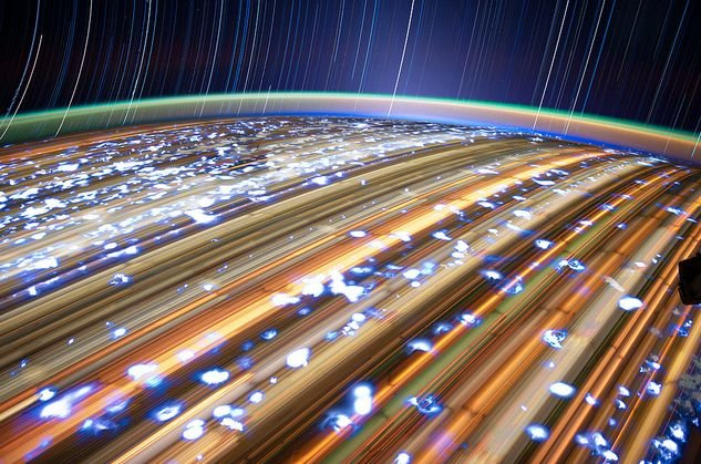 Frumuseţea uluitoare a Cosmosului, în imagini realizate de pe Staţia Spaţială Internaţională