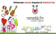 Romantic FM serbează autentic dragostea de Valentine's Day