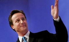 David Cameron sees Olympics as a goldmine for UK economy