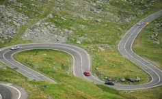 US CarsRoute declares Transfagarasanul the most beautiful road in the world