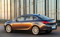 New Opel Astra sedan was launched in Romania