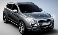 Peugeot 4008 was launched in Romania – starts at 34.000 euro
