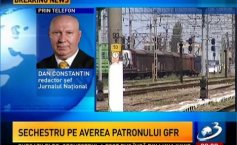 Great blow in the CFR Marfa privatization. The estate of the Romanian Railway Group, under sequestration