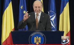Traian Băsescu: The events in Ukraine are not a threat to Romania but a likely frozen conflict could become a risk