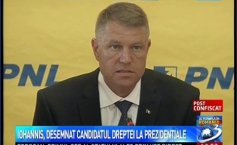 Klaus Iohannis has been nominated the  ACL  candidate in the presidential elections