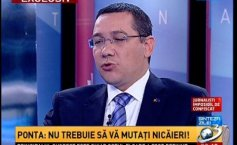 Ponta, message for Antena 3: You do not have to move anywhere. I take responsibility for what I say