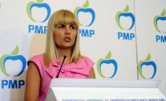 Elena Udrea, the PMP candidate in the presidential elections