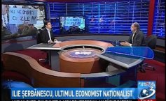 Meeting Point . Ilie Şerbănescu: Romania has lost control over the economy and it has become a colony