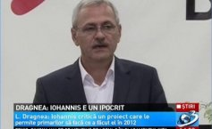 Dragnea: Iohannis is a hypocrite. He is in a situation of political bigamy