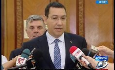 Ponta: After November 16 we are reshuffling the Government and co-opting the PLR into the government