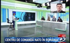 NATO command center in Romania. Radu Tudor: It is the most important security moment since the fall of communism