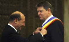 Iohannis: I believe Băsescu will support me in the second round. The PNL-PDL merger will be carried out anyway