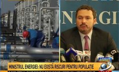 The Minister of Energy: Romania would not be in trouble even if Gazprom decided to fully stop gas supply