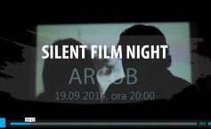 """Silent Film Night"" provoacă publicul la un mix inedit de imagine și sunet"
