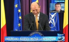 The former Head of SIE, MR Ungureanu: Băsescu instigates to crime