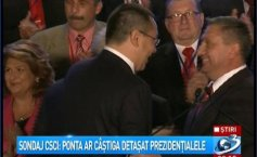 CSCI POLL: Victor Ponta wins the presidential elections