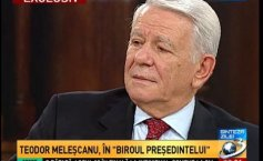 "Teodor Meleşcanu, in the ""President's Office"": I want Romania to enter a state of normality, of legality"