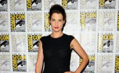 Cobie Smulders, vedeta din How I Met Your Mother, din nou însărcinată