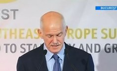 Papandreou at the EU summit of South-East Europe: Romania is a success story