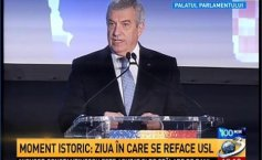 Tăriceanu: Klaus Iohannis is still an inadequate person for the office of president