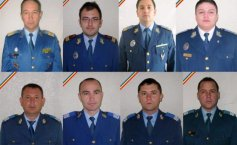 Eight Romanian soldiers died in an aviation tragedy in Sibiu