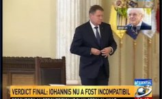 Klaus Iohannis wins the law suit against ANI. Final verdict: The president was not in an incompatible situation