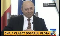 "Former romanian president Traian Băsescu gets loose from the ""Fleet"" case file"