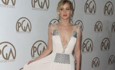 Jennifer Lawrence, imposibil de ignorat la gala Producers Guild of America